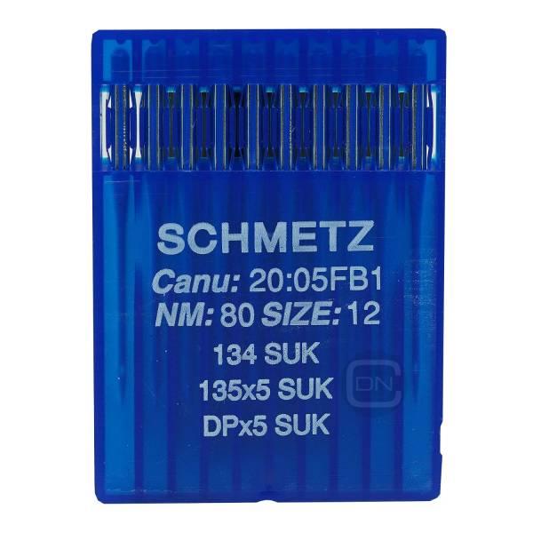 Nadel System DPx5 SUK Stärke 80 10er Pack - Schmetz