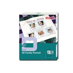 Pfaff creative 4D Family Portrait - (ARCHIV)