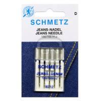 Jeans Nadel Stärke 80, 5er Pack (Schmetz)