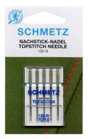 TOPSTITCH Nadel, Stärke 70, 5er Pack (Schmetz)