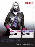 Anleitung Pfaff ambition 1.0, 1.5 (download)