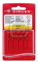 Stretch Nadel Stärke 80, 5er Pack (SINGER)