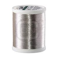 Madeira Metallic No. 40 Silber 1000m