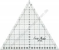 Patchwork Lineal Dreieck 23 x 20 cm (Sew Mate)