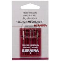Metafil-Nadel Stärke 80 5er Pack Bernina
