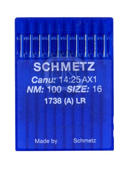 Schmetz Nadel 1738 LR Stärke 100 (10er Pack)