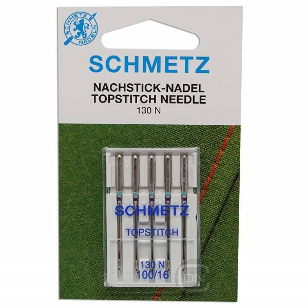 TOPSTITCH Nadel, Stärke 100 5er Pack Schmetz