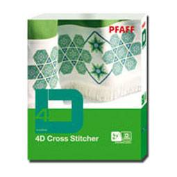 Pfaff creative 4D Cross Stitcher - (ARCHIV)