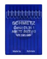 Schmetz Nadel UY 191 GS Stärke 70 (10er Pack)