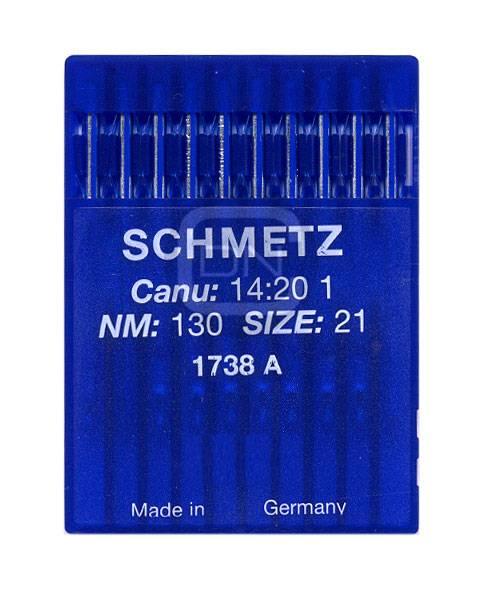 Schmetz Nadel 1738 Stärke 130 (10er Pack)