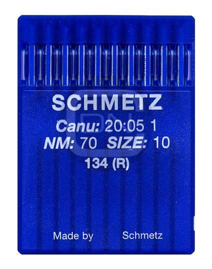 Nadel System 134 (R) Stärke 70 10er Pack Schmetz