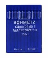 Nadel Schmetz 135x1 Stärke 120 (10er Pack)