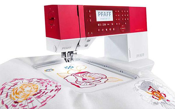 Pfaff creative 1.5 | Nähmaschine | Stickmaschine