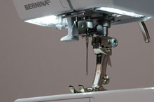 Bernina 350 PE LED-Nählicht