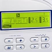 bernette H70 - Display